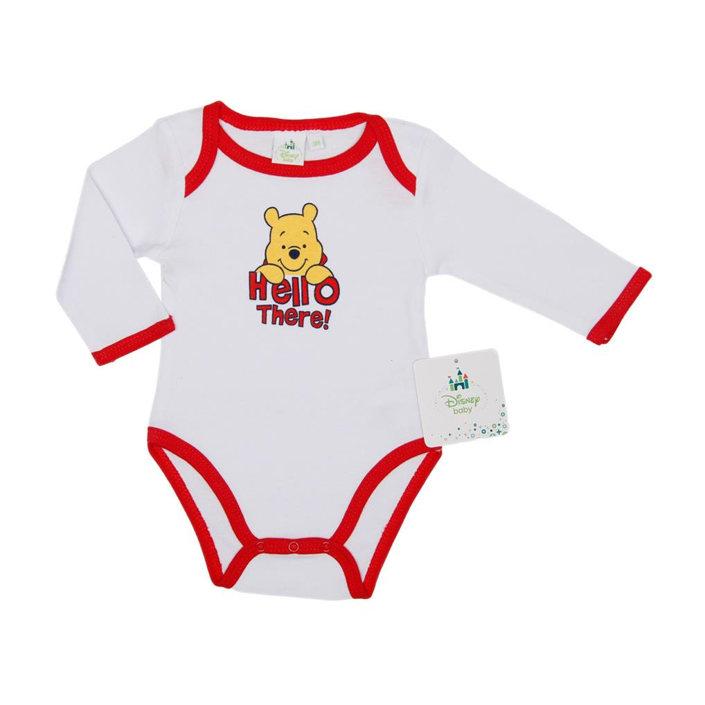 e09d417bd26973 DISNEY - body niemowlęce z długim rękawem-151304 ...