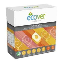Ecover, Tabletki do zmywarki All-in-one (25 szt.) -255313